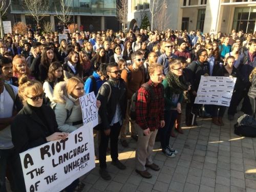 Harvard-Ferguson-protest
